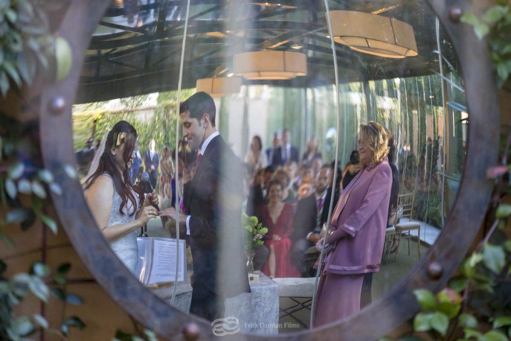 anillos ceremonia civil quinta del jarama