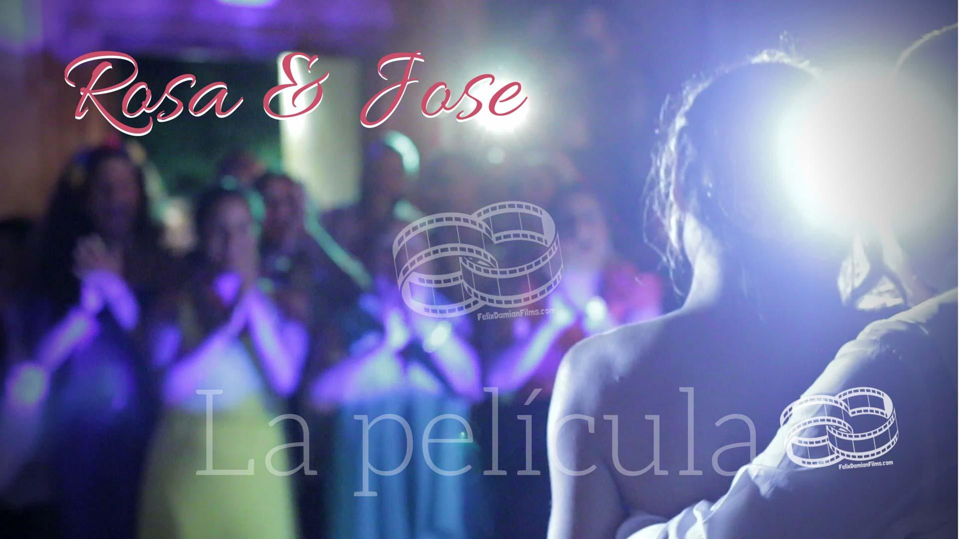 Rosa y José – boda de cuento en Antigua Fabrica de Harinas