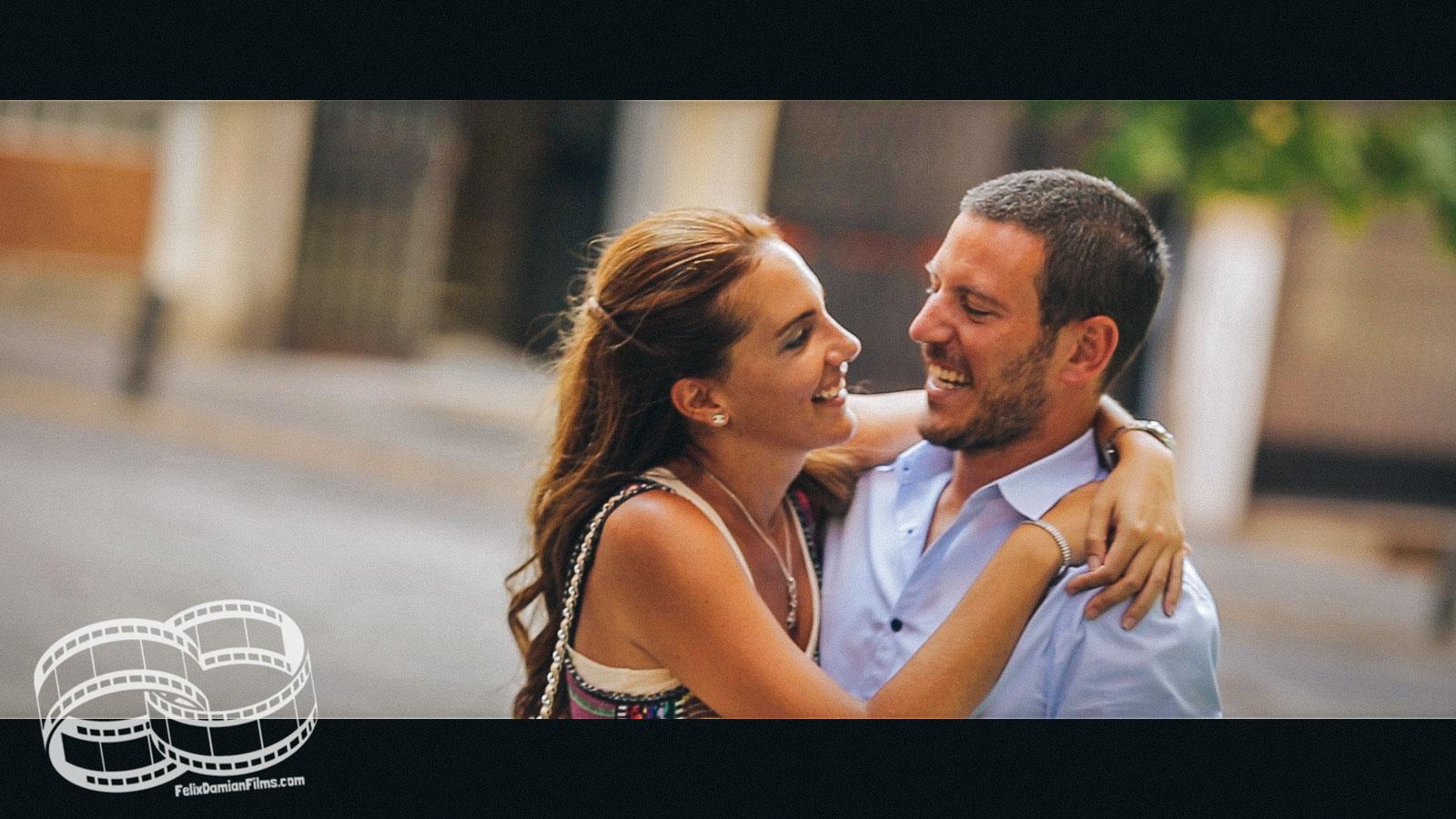 Povestea voastră de dragoste proiectată la nuntă