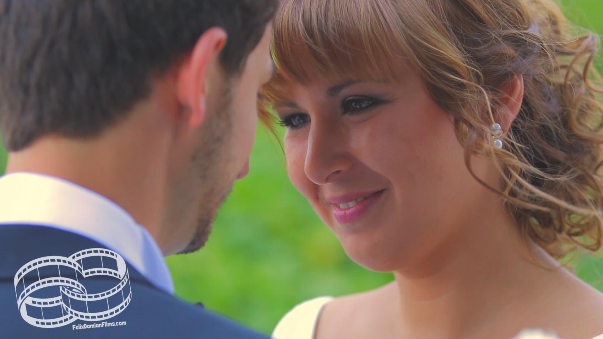 Laura y Robert – una boda en los rascacielos de Madrid