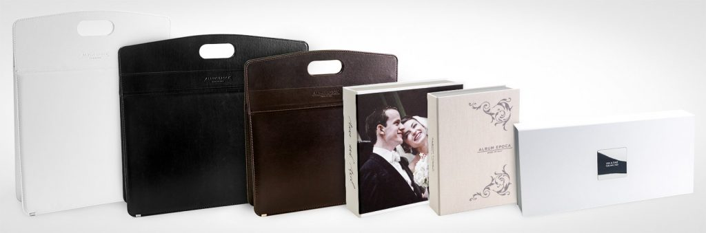 album de boda de calidad