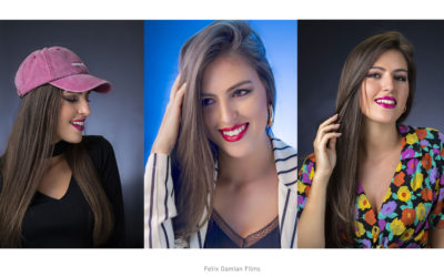 Retratos fashion con Keisy