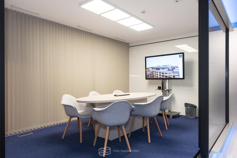 nueva oficina reynaers madrid
