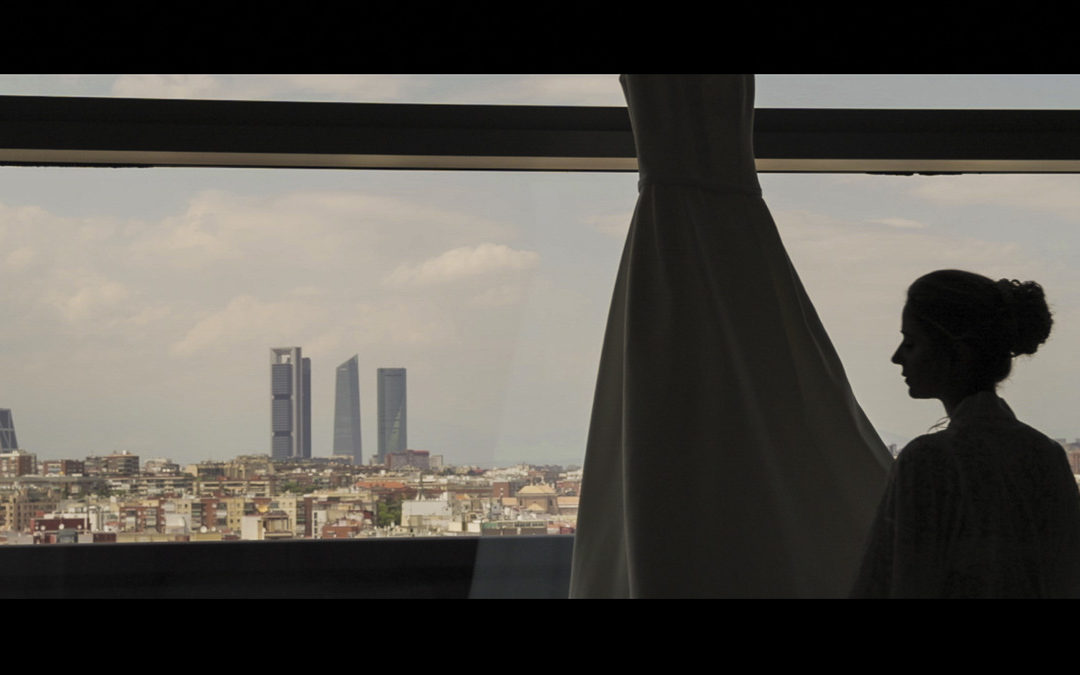 Película de boda en el hotel Puerta de América de Madrid