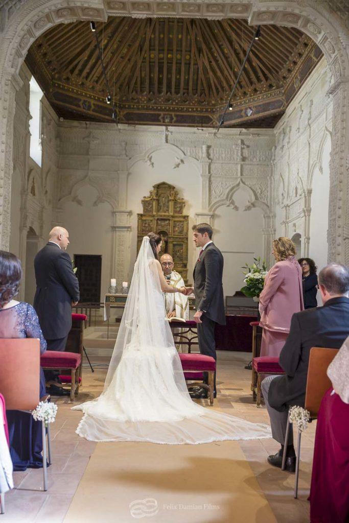 ceremonia religiosa de boda alcala