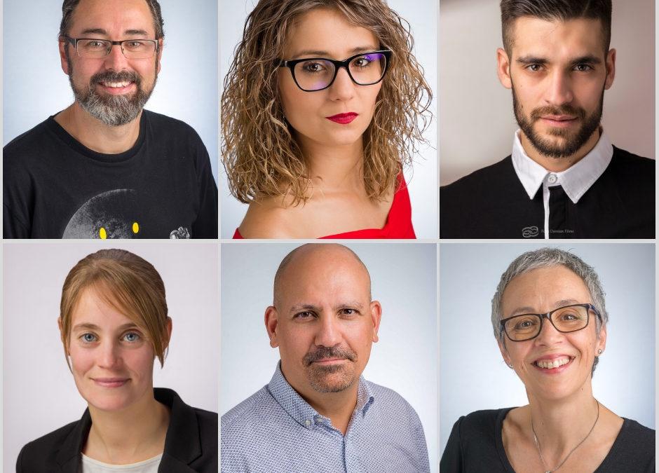 Sesion de fotos para profesionales en Concilyando Coworking Alcalá