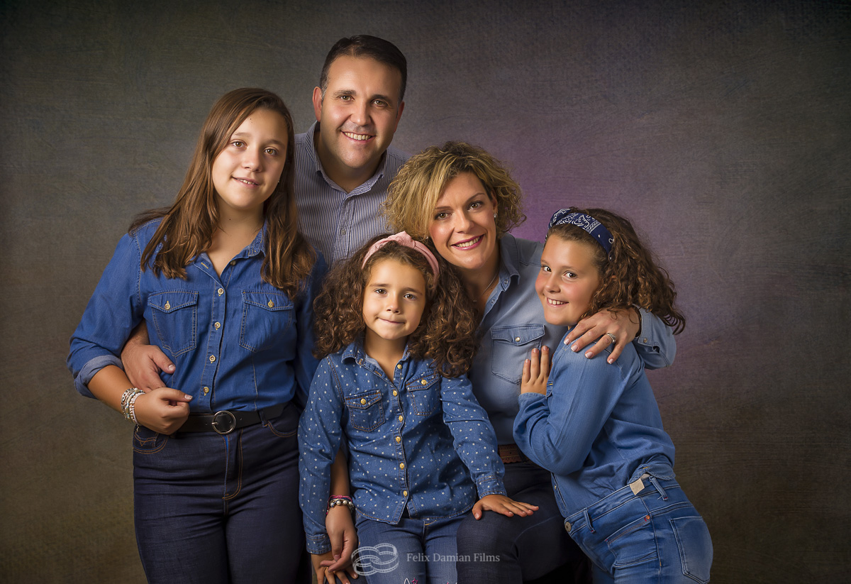 sesion foto de familia