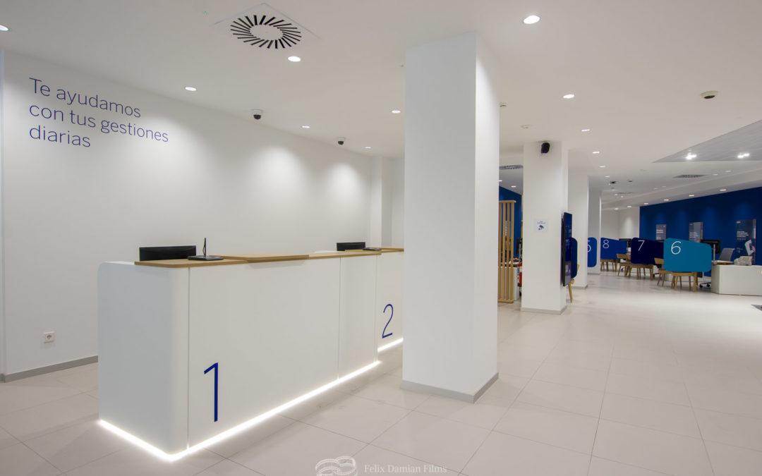 Renovación de las oficinas de BBVA en Cuenca